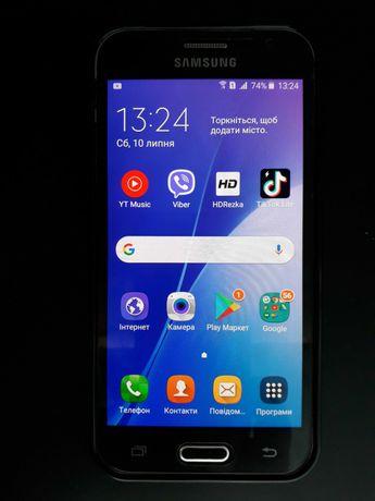 Samsung Galaxy J2 Duos SM-J200H Black (SM-J200HZKDSEK)