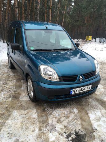 Renault Kangoo 1.6 бензин