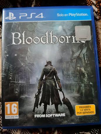 Bloodborne ps4 PL