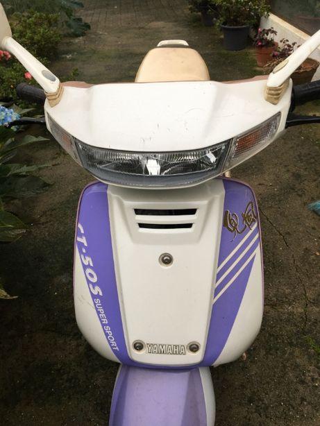 Mota Yamaha CT50s