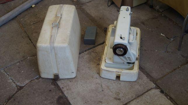 Maszyna do szycia Gritzner Dorina 631 Pffaf w walizce spawna załącza
