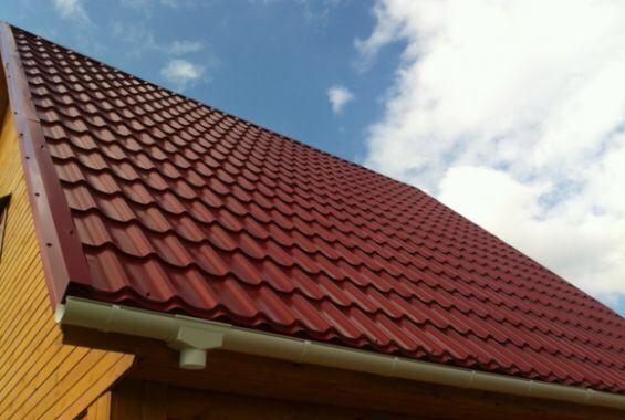 Металочерепиця та всі комплектуючі для даху
