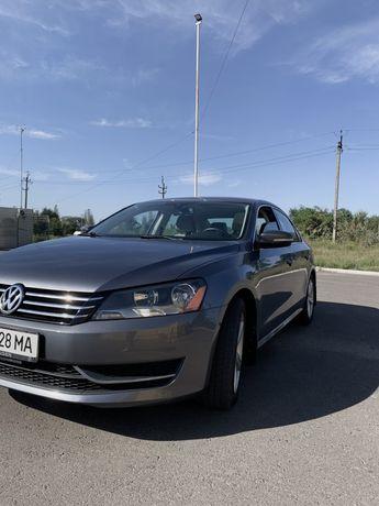 Volkswagen Passat B7 USA Американец , Газ