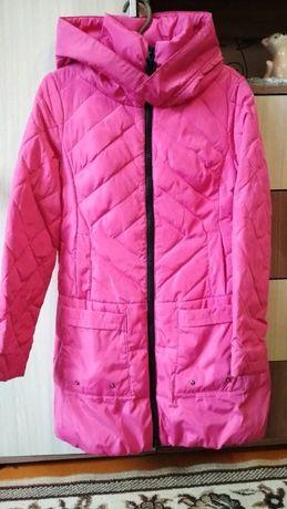 Куртка весенняя 10-12 лет