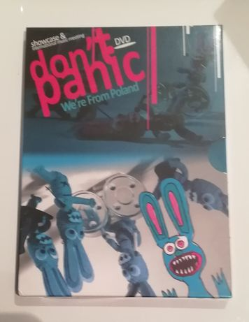 Don't Panic. We're from Poland Nowa DVD Fish Emade Gaba Kulka Mitch
