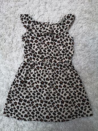 Sukienka letnia H&M r 104
