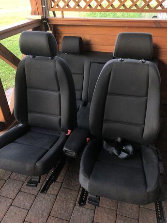Fotele Audi A4 B6/7 Grzane