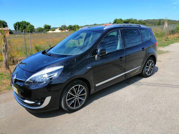 Renault gran scenic 2013 bose edition 1.5cc