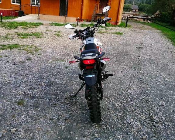 Мотоцикл   Geon X-Road 250СВ, торг минимальный у мото