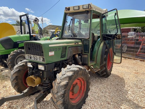 Tractor Usado Fendt 270 P Série E2