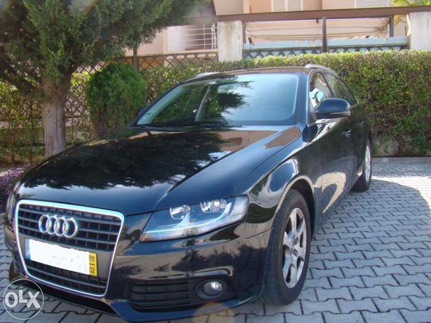 Audi A4 avant 2.0 tdi 143cv ,Automática / Nacional /SEM RETOMAS