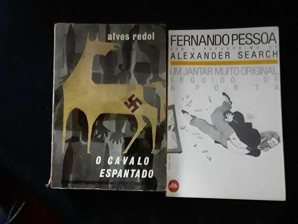 Alves Redol  O Cavalo Espantado 1a Ed./Fernando Pessoa
