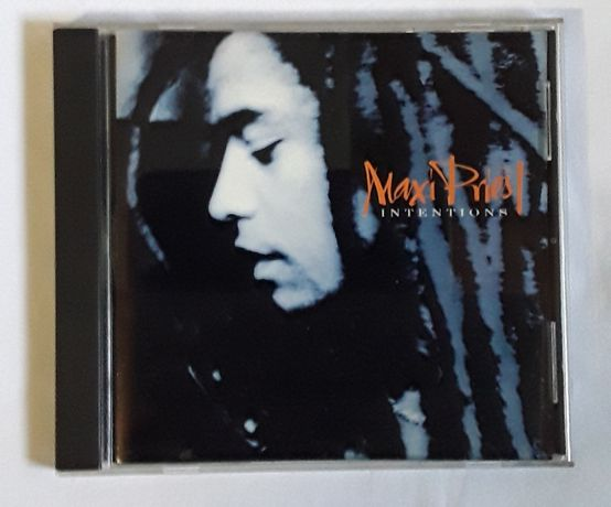 CD Maxi Priest - Intentions