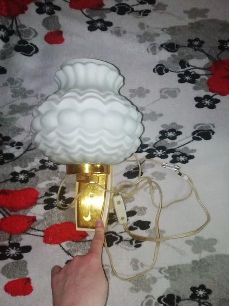 Світильник лампа робоча вінтажна