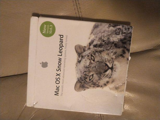 Macos snow leopard plyta instalacyjna, original