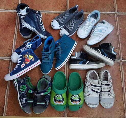 Buty dla chłopca 29,30,31 Nowe i używane w bdb stanie