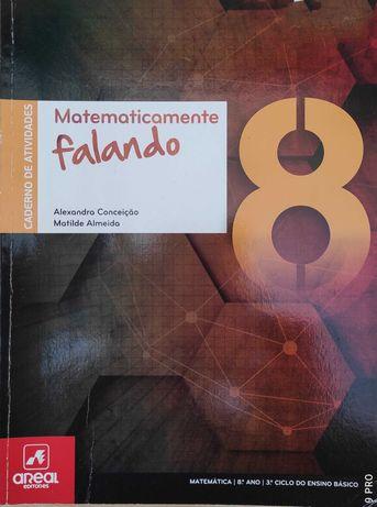 Livros + Fichas 8° Ano: Matemática, Português, Inglês, Ciências...