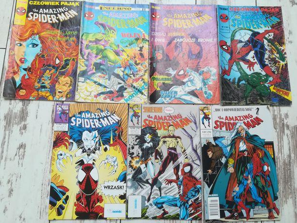 Spider-Man zestaw komiksów