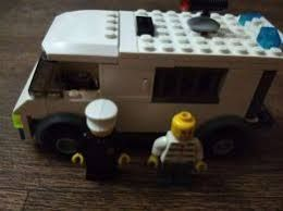 Лего Сити 7245 Lego City полицейский участок