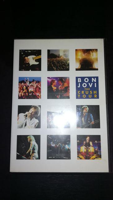 "DVD Bon Jovi "" The Crush Tour "" (COMO NOVO)"