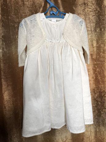 Платье, платьице нарядное для крещения, на праздник