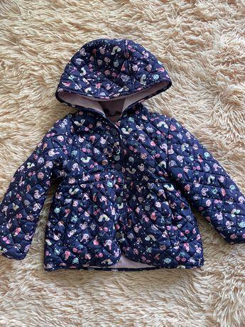 Курточка для девочки (осень, весна)