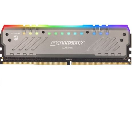 Оперативная память Ballistix DDR4 Tactical Tracer RGB, 8GB, 3000MHz,