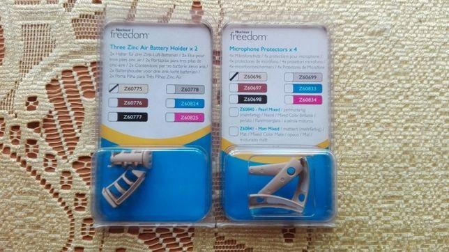 Freedom zestaw oslon na mikronon oraz koszyk na baterie +pudełko