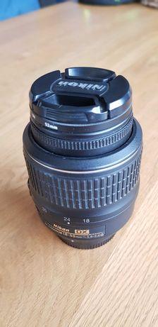 Sprzedam obiektyw AF-S Nikkor 18-55mm f/3.5-5.6mm DX VR