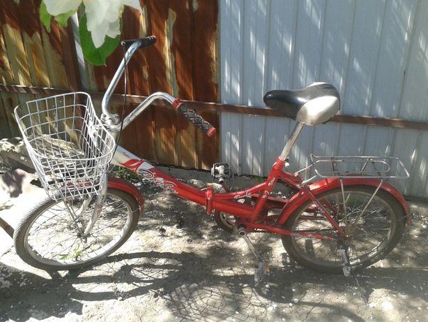 Велосипед десна 20