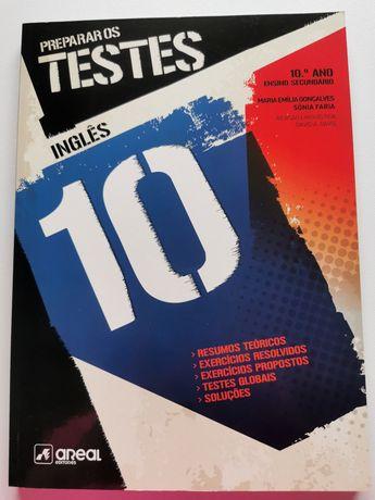 Preparar os Testes de Inglês 10 ano