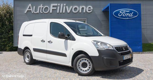 Peugeot Partner Van Longa 1.6 Hdi 90 cv
