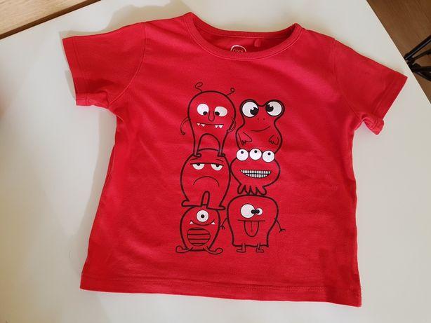 T-shirt 86 Cool Club jak nowy