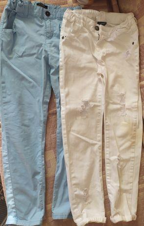 Джинсы рваные, брюки, штаны на мальчика рост 128, 134, 140 Вайкики