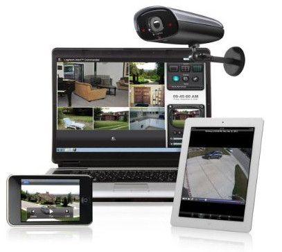 Монтаж и установка видеонаблюдения с просмотром через интернет.