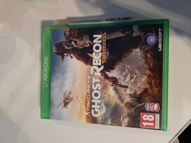 Gra Ghost Recon na xbox one