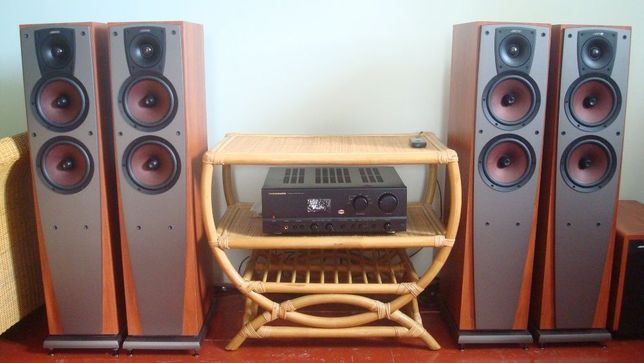 Комплект акустики Jamo C 405 Dark Apple