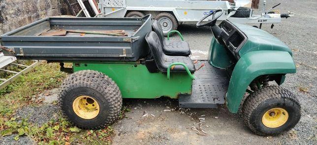 JOHN DEERE Gator - pojazd terenowy użytkowy kawasaki mule polaris
