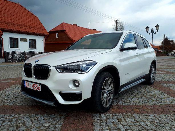 BMW x1 f48 xdrive