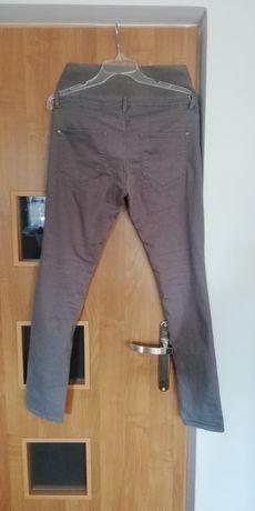 Spodnie ciążowe H&M róż 38