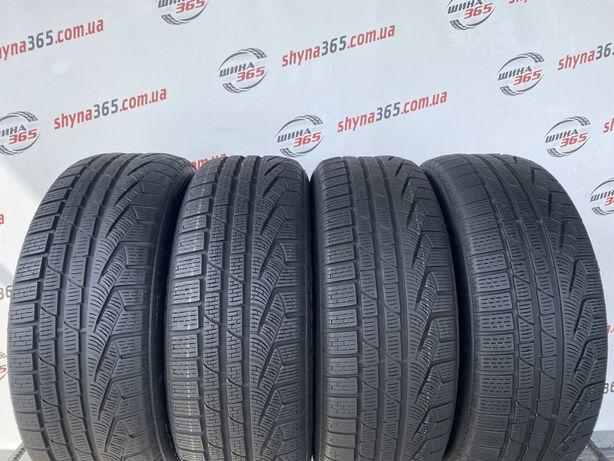 R17 225/55 Pirelli SottoZero RFT Шини б/у Склад ЗИМА Germany 6.4мм