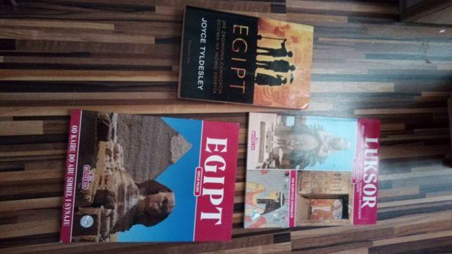 Książki Egipt Luksor