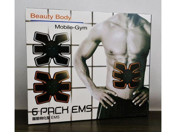 Smart Fitness Mobile-Gym EMS stymulator Mięśni Brzucha