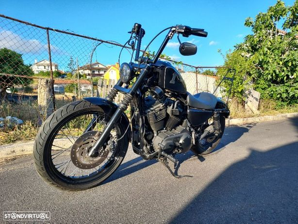 Harley-Davidson Sportster Iron