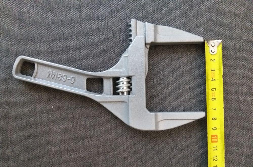Klucz nastawny, hydrauliczny, wielofunkcyjny, krótki Otwock - image 1