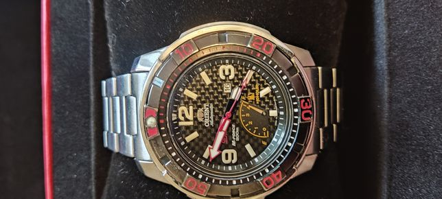 Orient m-force STI limited Edition