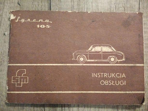 Instrukcja Syrena 105