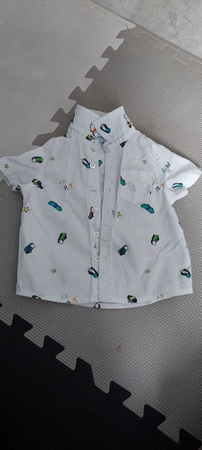 Koszula, krótki rękaw 74