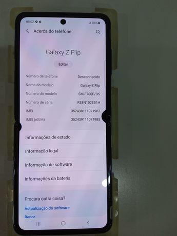 Smartphone Samsung Z Flip