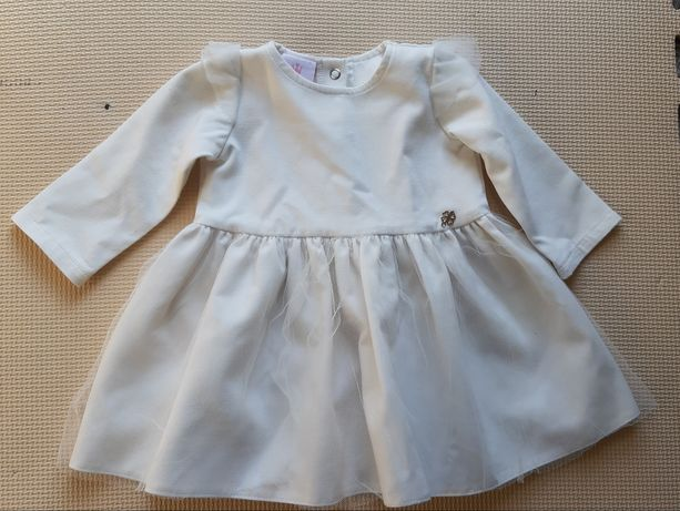Sukienka do chrztu La Mere